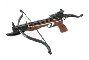 prophecy pistol crossbow